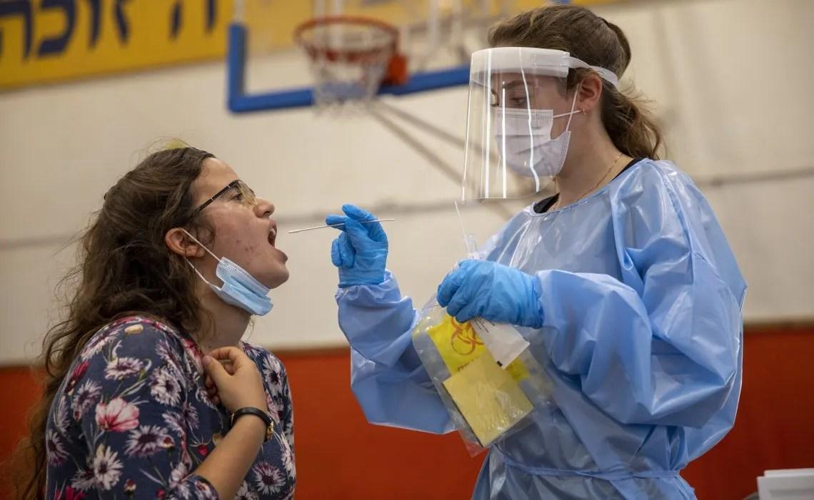 Israel: ensayos de una vacuna oral contra el coronavirus.
