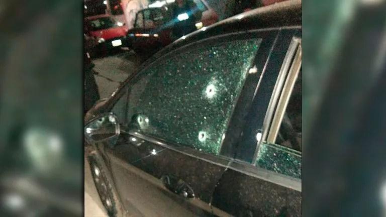 Parque Chacabuco: un Policía de la Ciudad fue baleado.