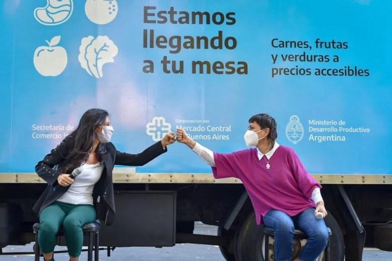 El Mercado Federal Ambulante fue lanzado en Quilmes.