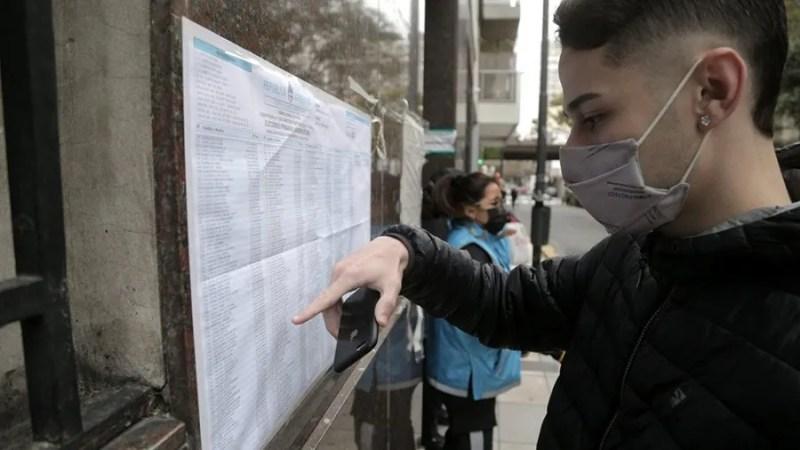 PASO: se registró la más baja participación de ciudadanos en las urnas