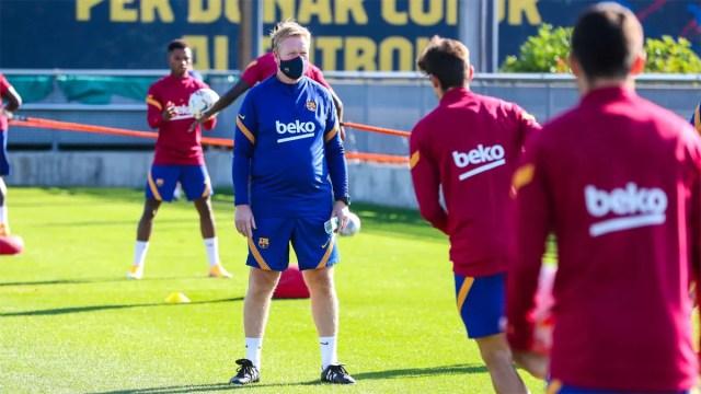 Koeman se sacó el sombrero para hablar de Lionel Messi