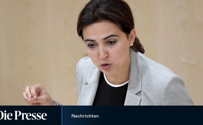 Sind Nicht In Bosnien Zwischenruf Bei Zadic Rede Kam