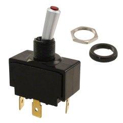 Illuminated Marine Rocker Switches Wiring Diagram Power Window Switch Lt-1511-610-012 Carling Technologies | Digikey