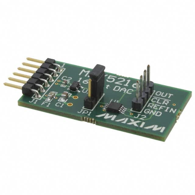 Bit And 16 Bit Digital To Analog Converters Dac S The Max5214 Max5216