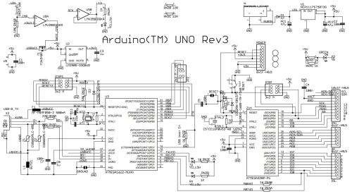 small resolution of arduino uno r3 schematic