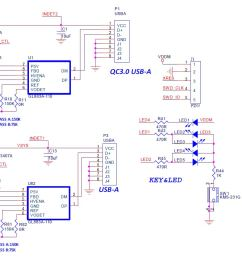 ccg3pa 18w power bank schematic 2  [ 1727 x 855 Pixel ]