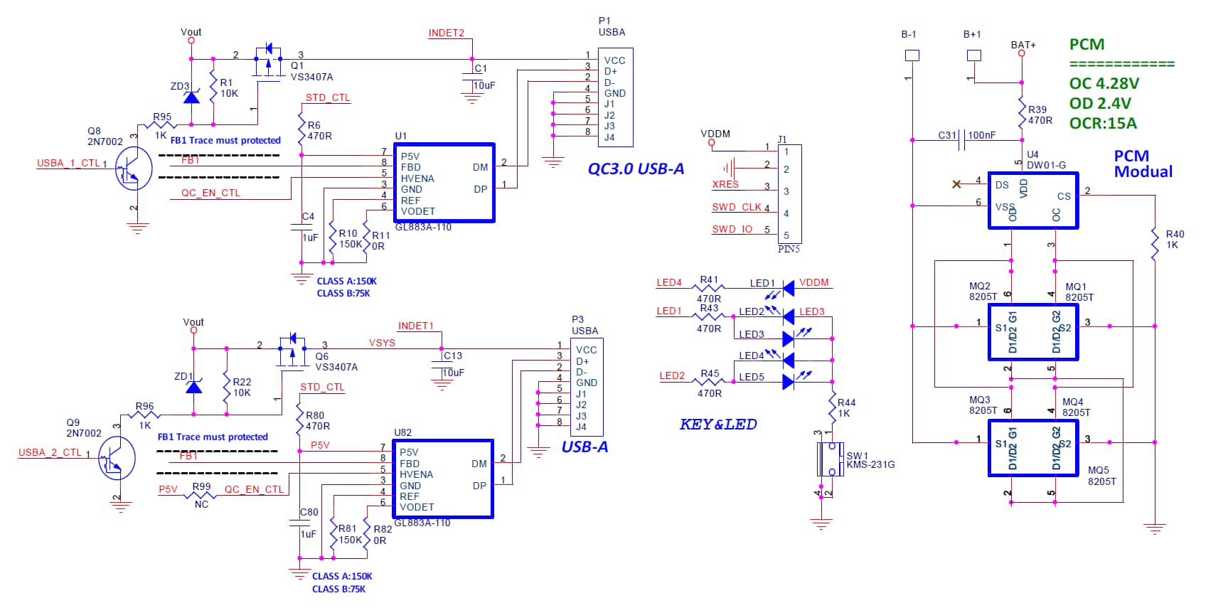 hight resolution of ccg3pa 18w power bank schematic 2