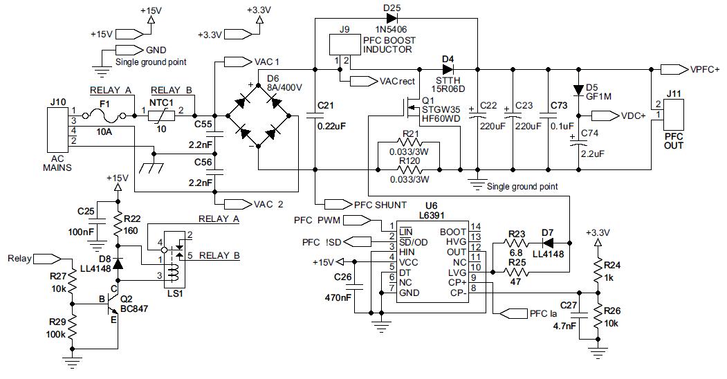 STEVAL-IHM034V2: 1300W Sensorless 3-Phase PMSM Dual Motor