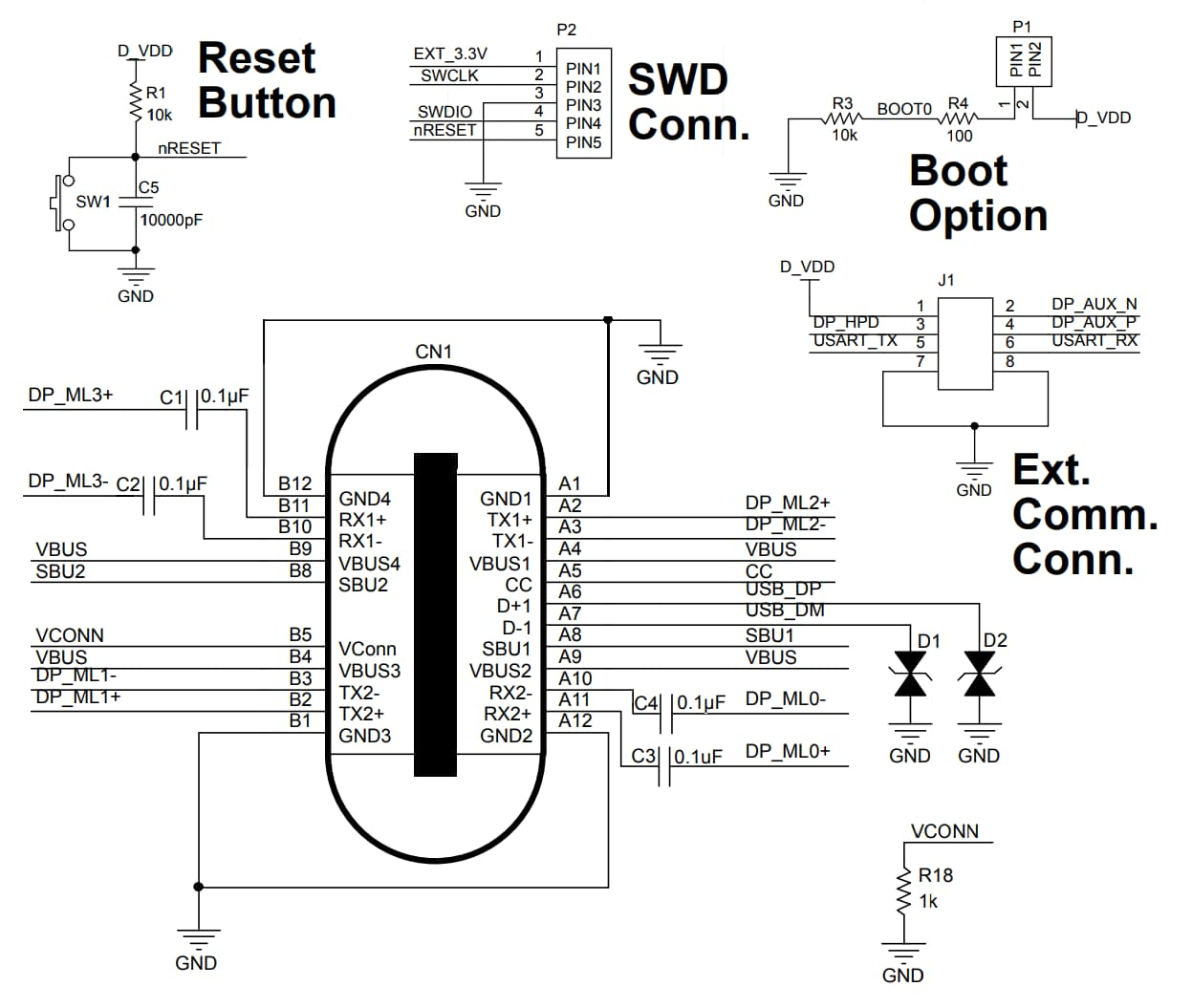 hight resolution of steval usbc2dp schematic2
