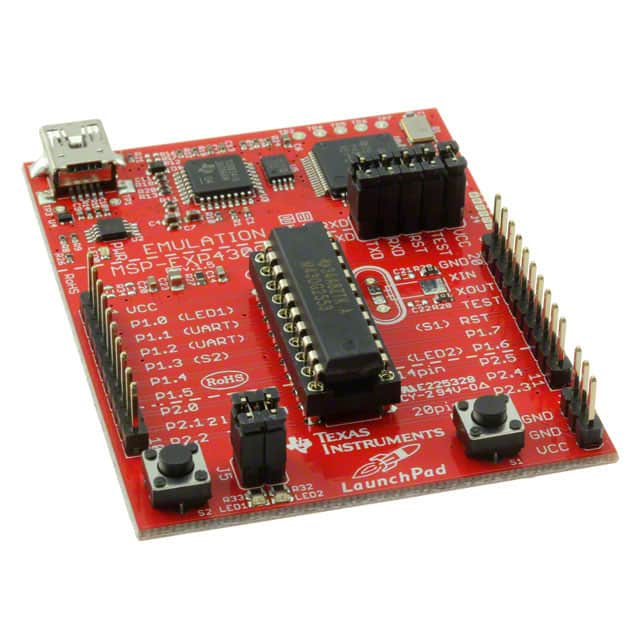 Rf Development Kit For Msp430