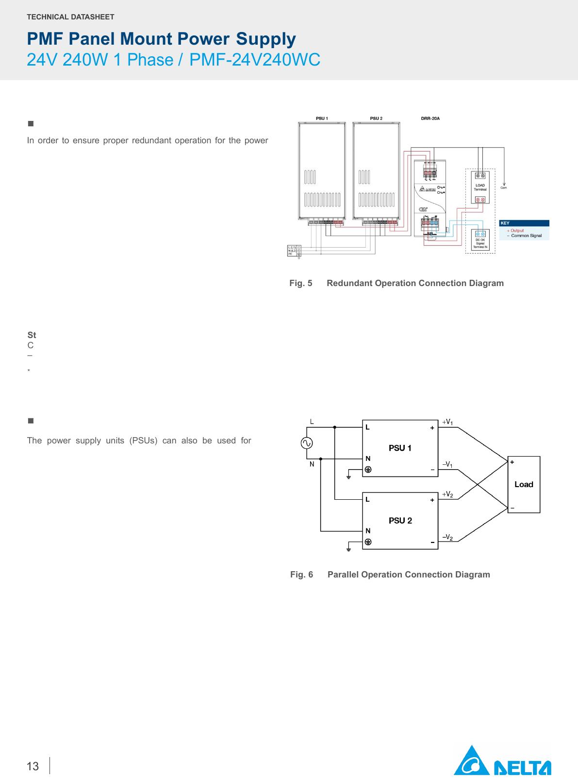hight resolution of technical datasheet