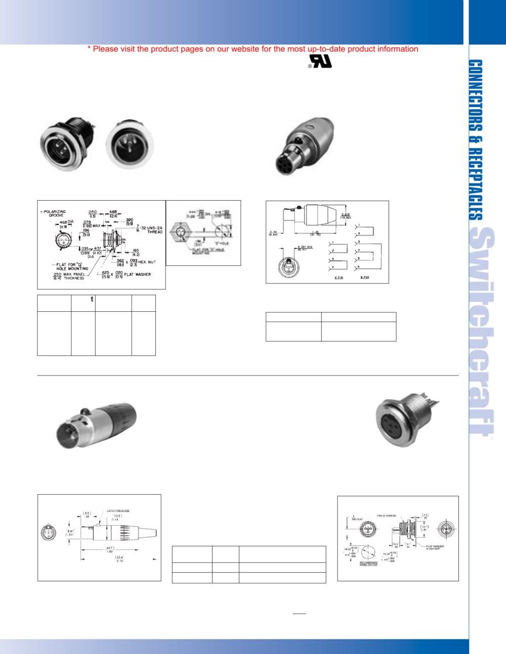 medium resolution of switchcraft inc 5555 n elston ave chicago il 60630