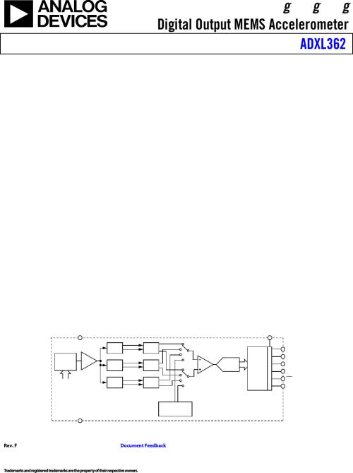small resolution of adxl362 datasheet