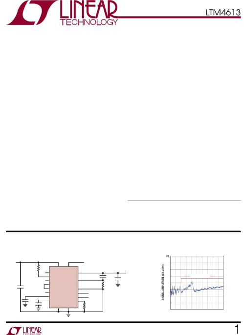 small resolution of ltm4613 datasheet linear tech adi digikey hose furthermore condenser microphone diagram as well 24v relay coil