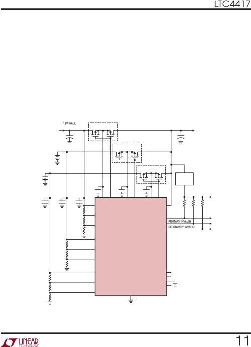 small resolution of ltc4417 datasheet linear tech adi digikey figure 4 circuit diagram of battery supply 12v alkaline and 84v