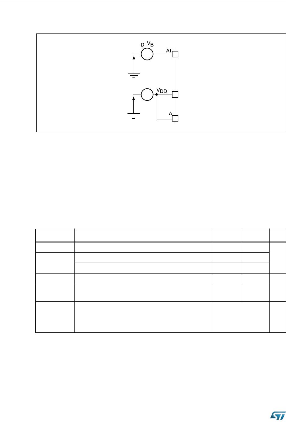 medium resolution of electrical characteristics stm32f405xx stm32f407xx