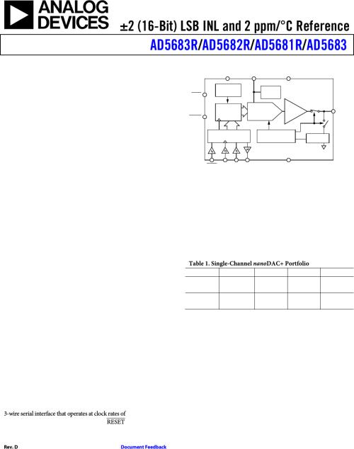 small resolution of ad5681r 83r ad5683 datasheet analog devices digikey datasheet db8 phone cord wiring diagram