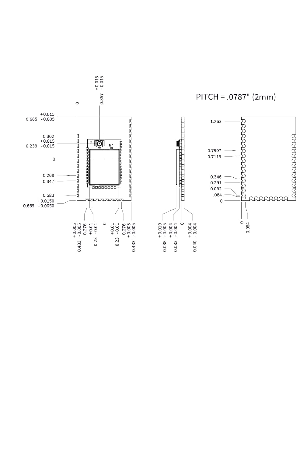 hight resolution of hardware mechanical drawings