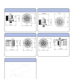 dimensions jam nut receptacle [ 1191 x 1684 Pixel ]