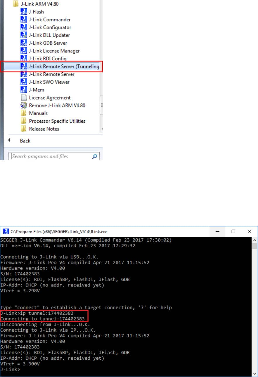 medium resolution of 62 chapter 3 j link remote server