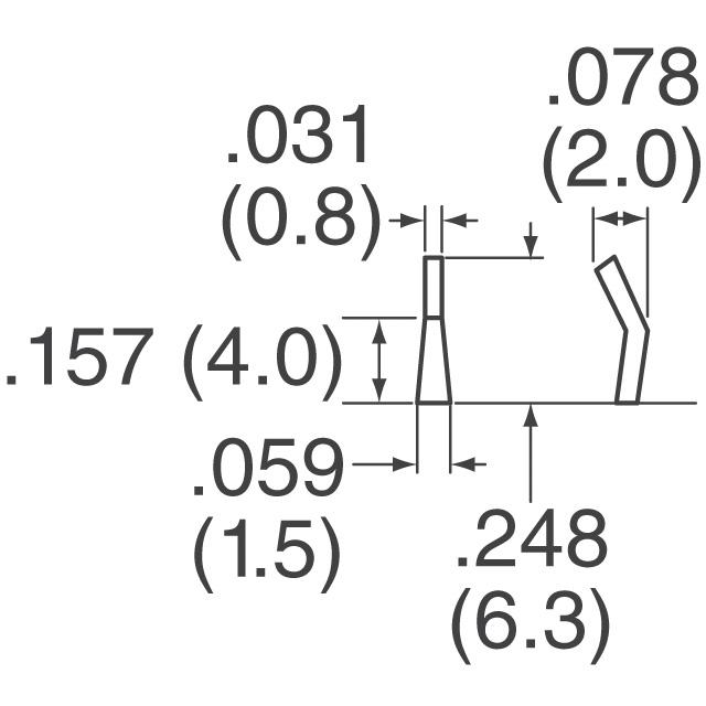 PANASONIC Aluminum Electrolytic Capacitor Snap-In 150uF