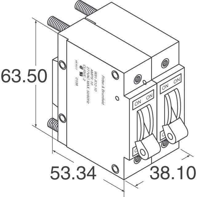 W92-X112-50 TE Connectivity Potter & Brumfield Relays
