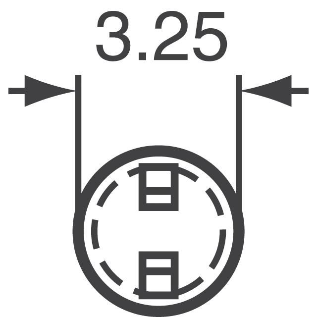 LB 3333-Q1S2-35-0-10-BULK OSRAM Opto Semiconductors Inc