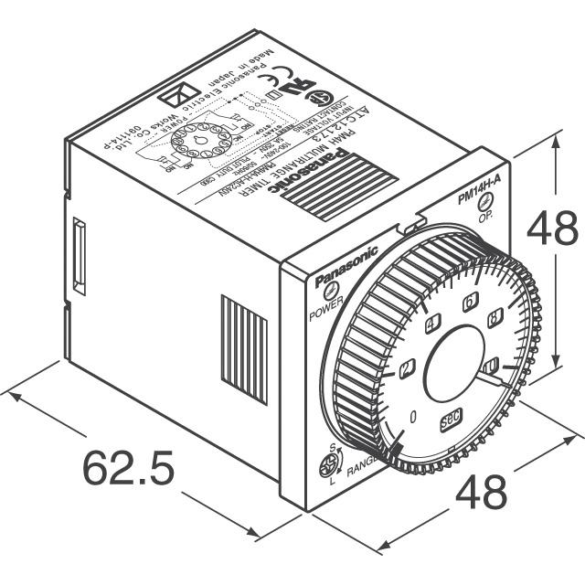PM4HS-H-AC240V Panasonic Industrial Automation Sales