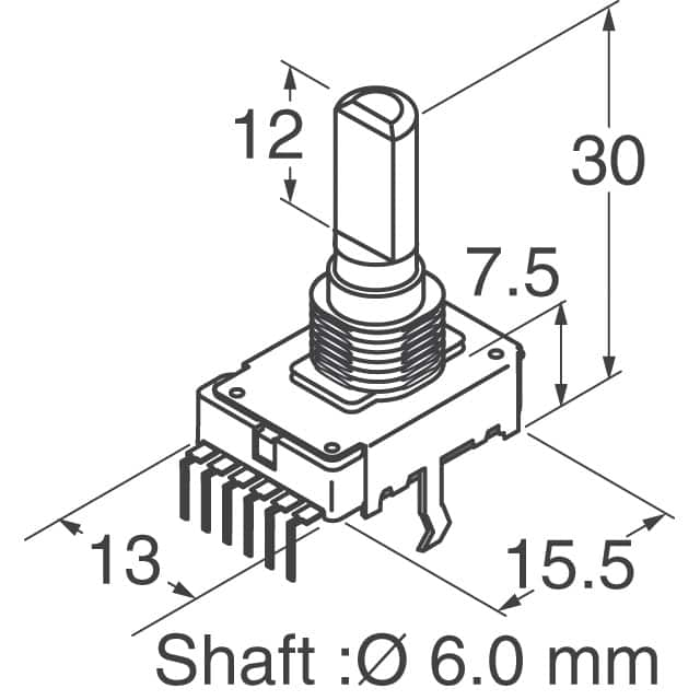 EVJ-Y10F03A54 Panasonic Electronic Components