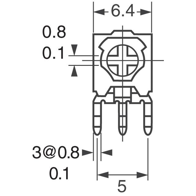 EVN-D2AA03B55 Panasonic Electronic Components