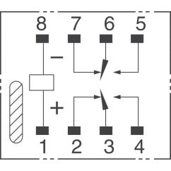 Omron Ly2n Relay Wiring Diagram Vw Golf Mk5 Tow Bar Spdt Schematic | Get Free Image About