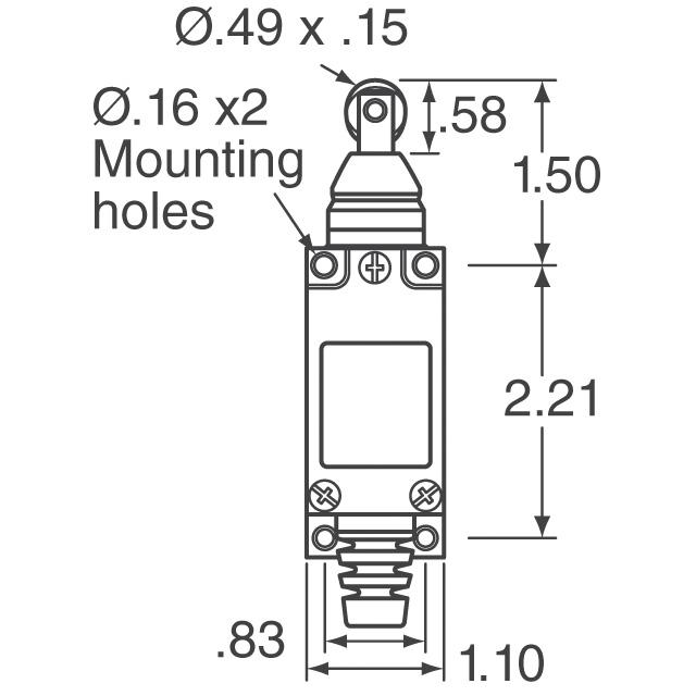 SZL-VL-H Honeywell Sensing and Productivity Solutions