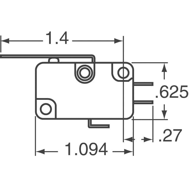 V3L-1229 Honeywell Sensing and Productivity Solutions