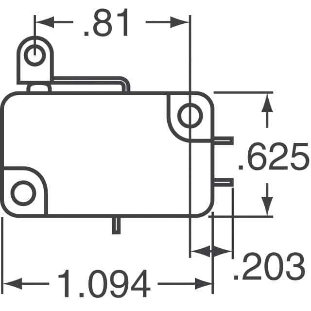 V3L-3339 Honeywell Sensing and Productivity Solutions