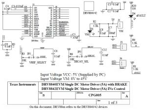 DRV8840EVM: DC Motor Driver with Brake | DigiKey Electronics