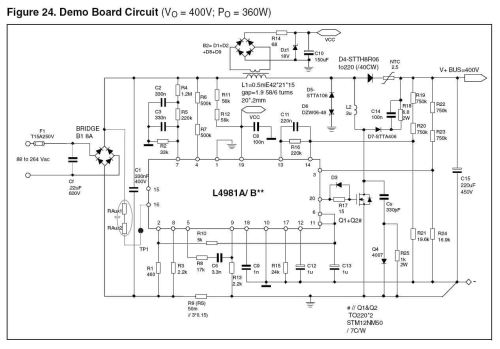 small resolution of pfc circuit diagram wiring diagrams my pfc circuit diagram pdf