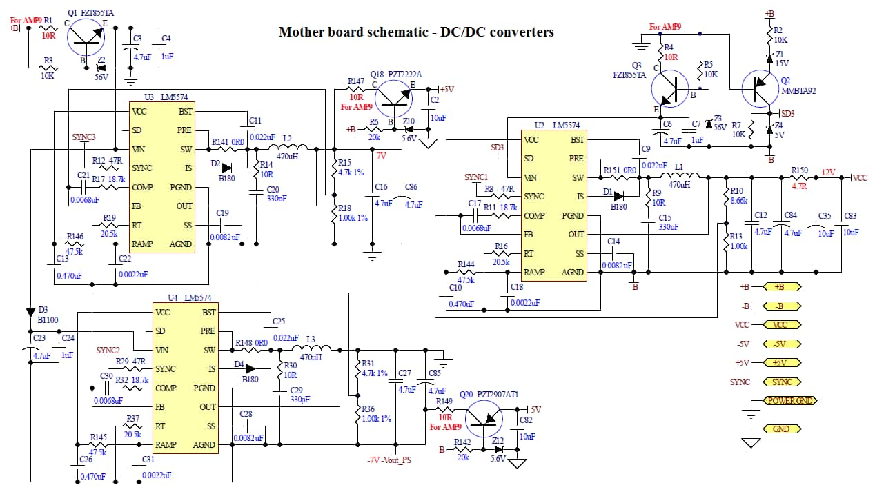 7 1 home theater circuit diagram nissan navara d40 speaker wiring iraudamp9: 1.7 kw mono, ±48 ~ 80v, class d amp | digikey electronics