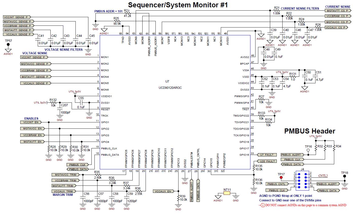 hight resolution of pmp9444 12 vin fpga rail supply xilinx kintex