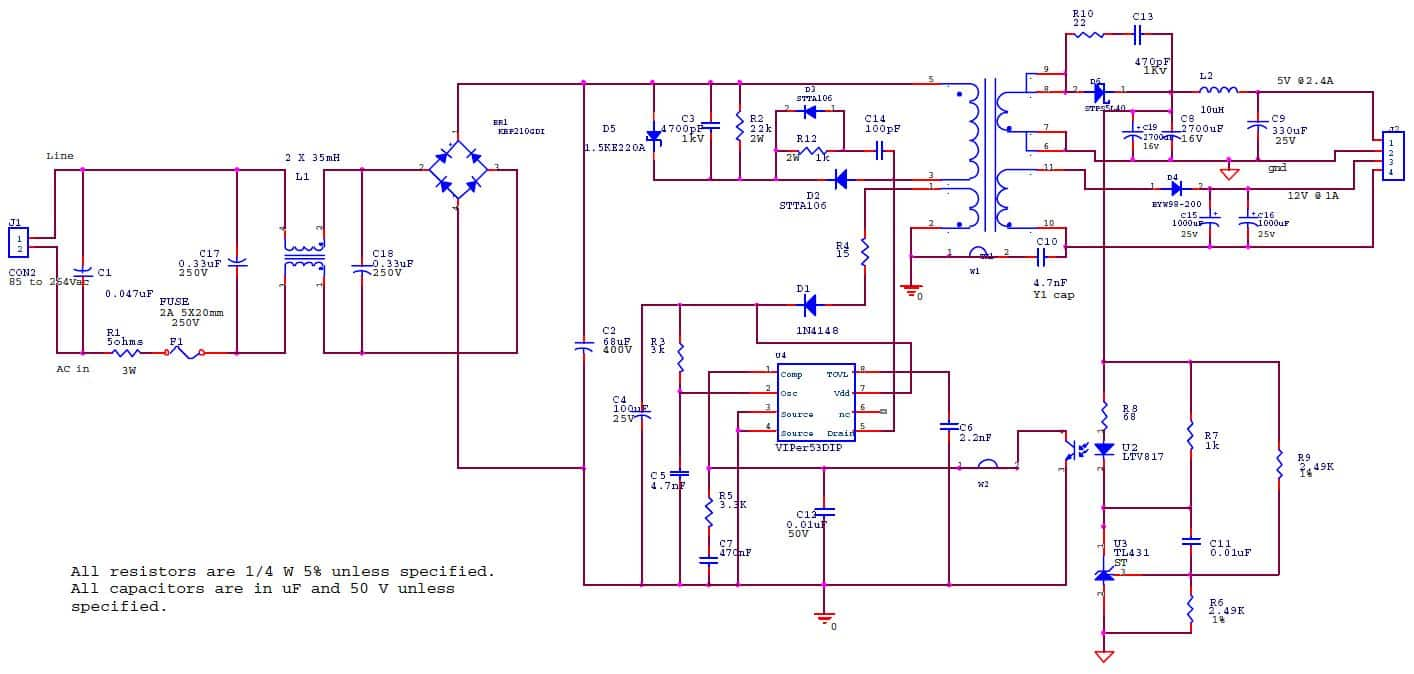 hight resolution of schematic