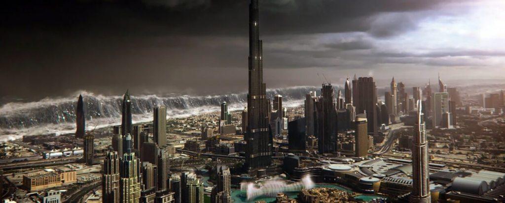 Geostorm 2017 Disaster Movie World