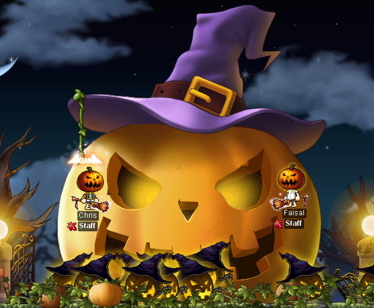 Complete  Halloween Event 2017  MapleLegends Forums