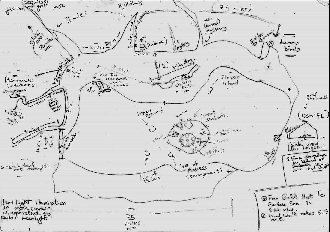 Node Map