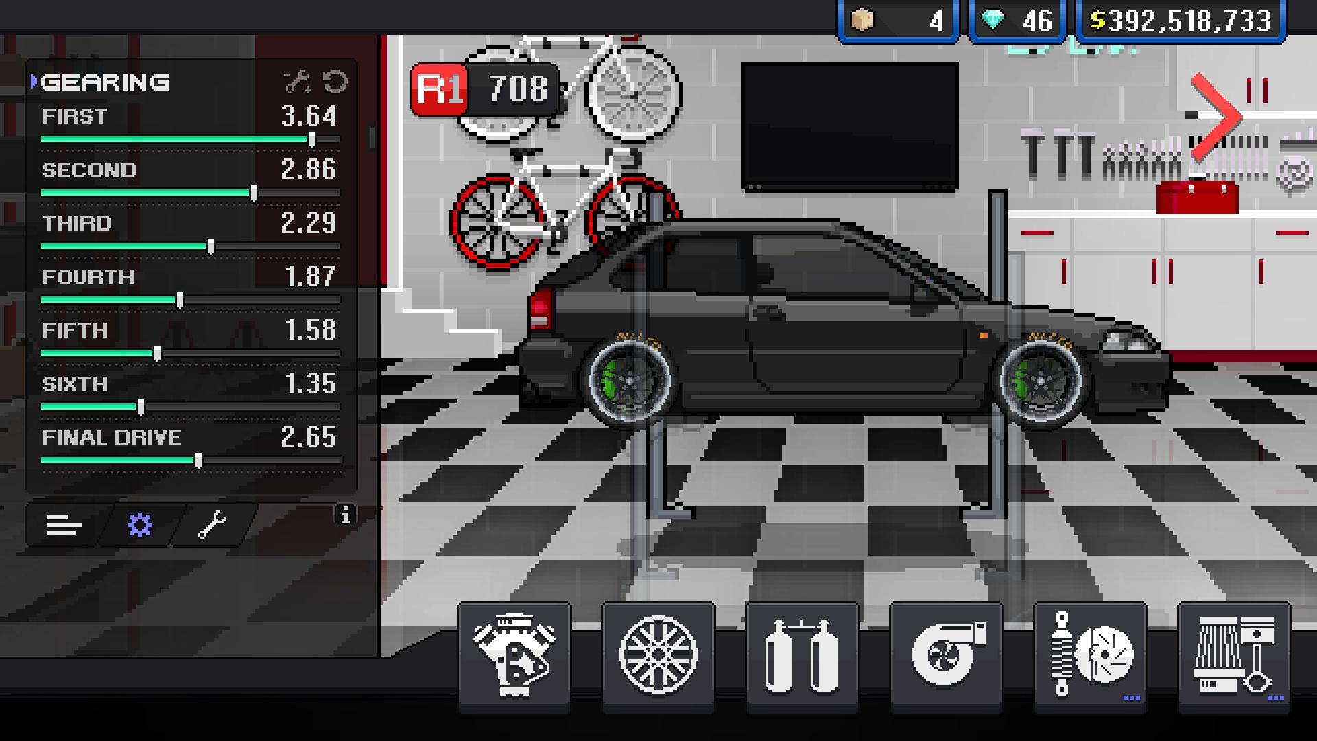 pixel car racers unofficial