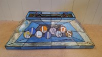 Billiards Stained Glass Pool Table Light - Nex-Tech ...