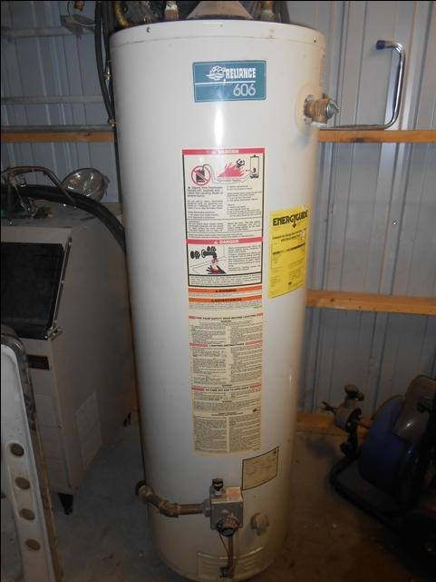 Reliance 606 Water Heater : reliance, water, heater, Reliance, Water, Heater, Thermocouple