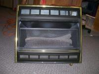 Fireplace heater Propane Radiant flame ventless heater ...