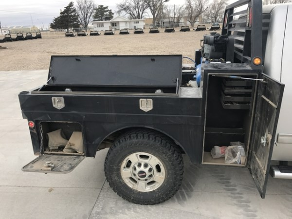 Used Pronghorn Utility Bed NexTech Classifieds