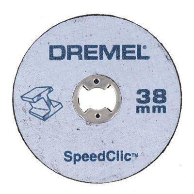 dremel ez speedclic cutting disc dia 38mm of 2