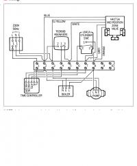 Wiring Pre Circuit diagram: Honeywell Rth7600d Touchscreen