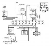 Zone Valve Wiring Diagram Honeywell, Zone, Free Engine
